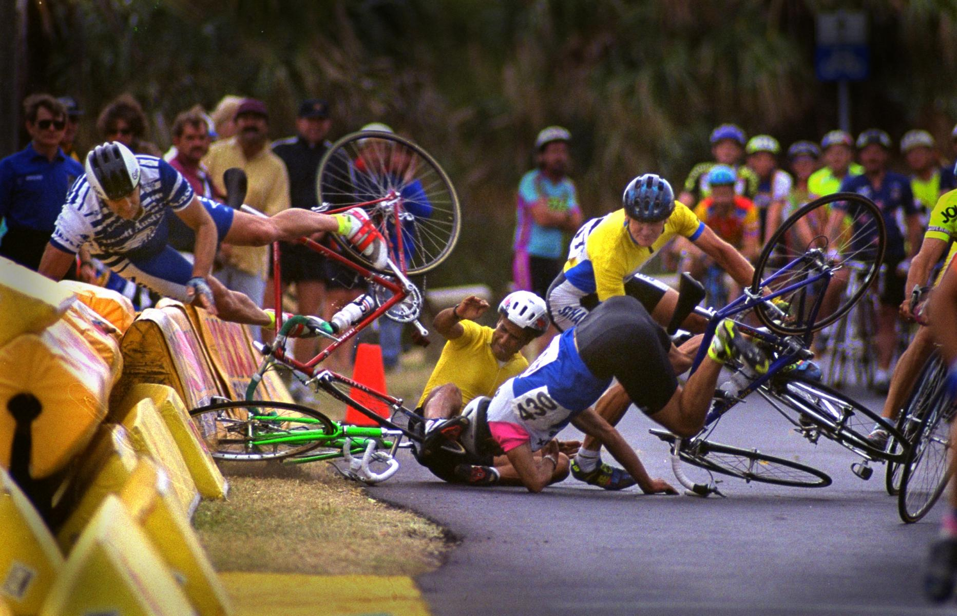 World Masters cycling - Brisbane 1993