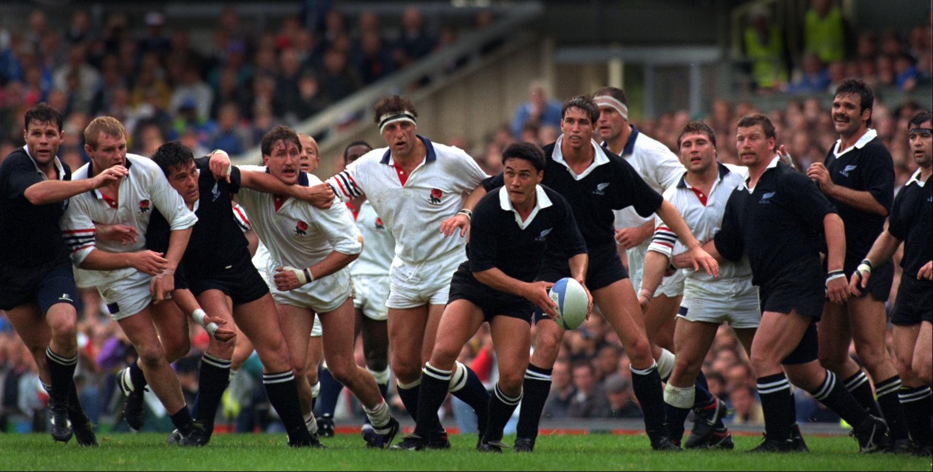 World Rugby Cup - Twickenham 1991