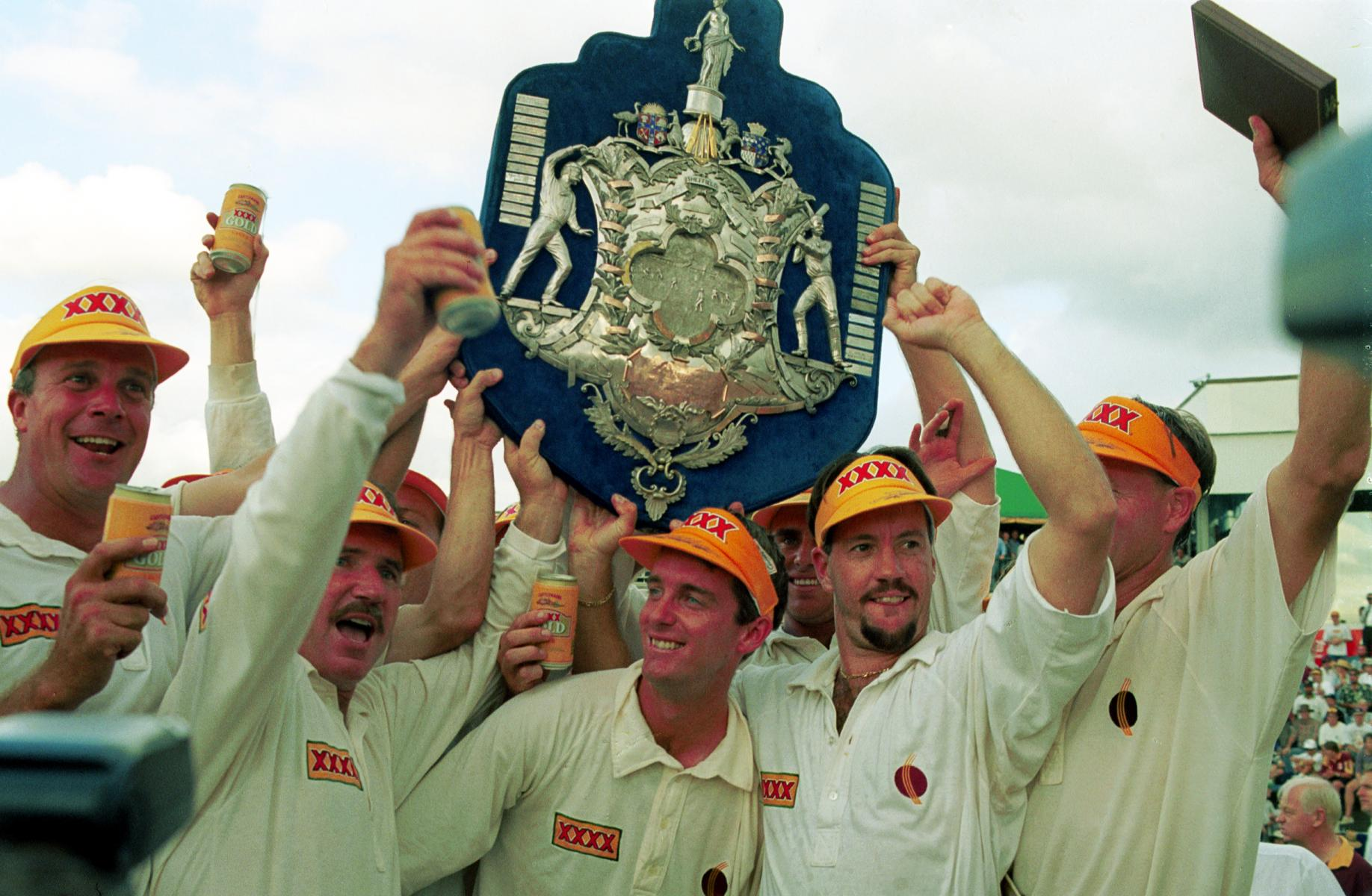 Sheffield Shield final  - The Gabba